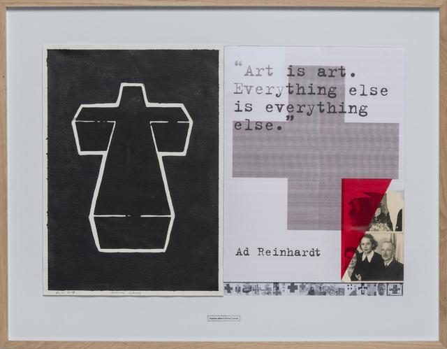 , '13. June 2007 (Ad Reinhardt),' 2018, Ani Molnár Gallery