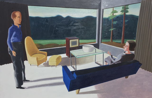 , 'What?,' 2017, Susan Eley Fine Art