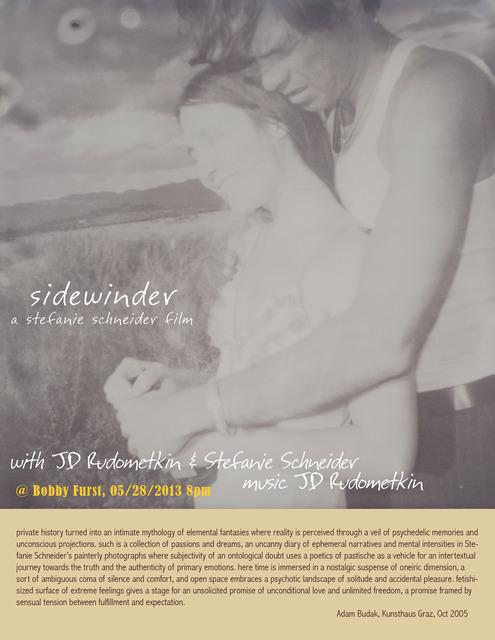 , 'Sidewinder,' 2005, Instantdreams