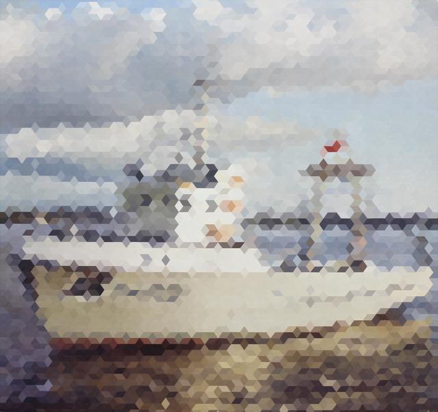 , 'Boat,' 2012, Galerie Richard