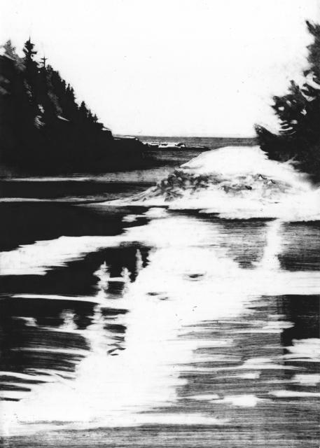, 'Inlet II,' 2013, Susan Eley Fine Art
