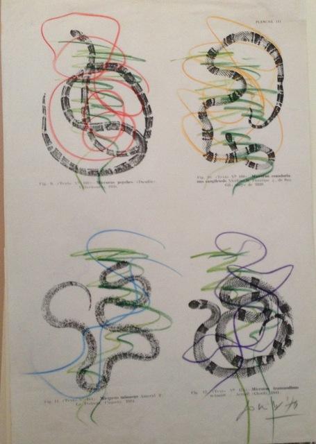 , 'The Diabolical Snakes,' 1970, Henrique Faria Fine Art