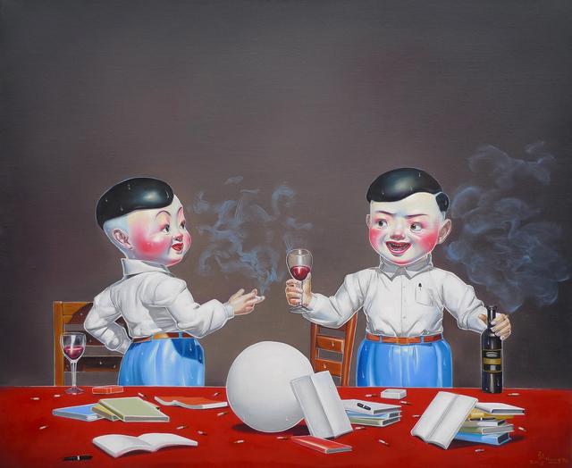 HUANG YIN 黃引, 'Partner', 2014, Soemo Fine Arts