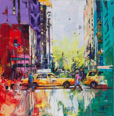 , 'NYC 04,' 2019, ArtCatto