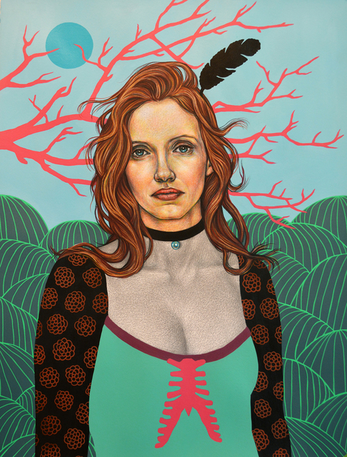 , 'Chastain,' 2019, RJD Gallery