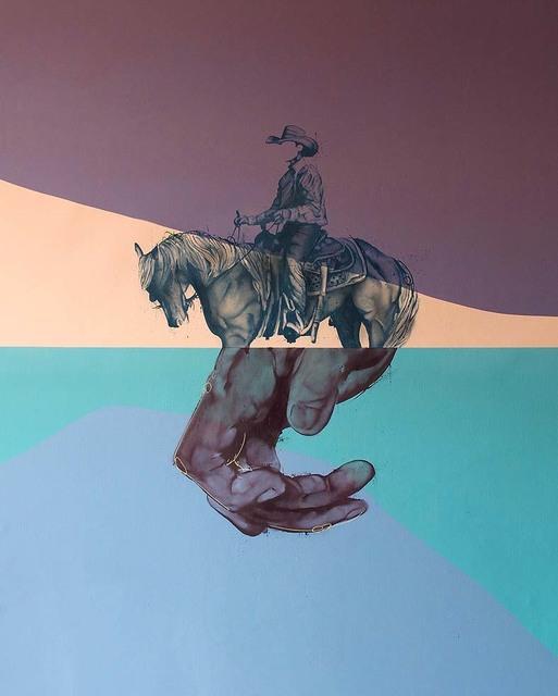 , 'American Quixote,' 2018, CuratorLove