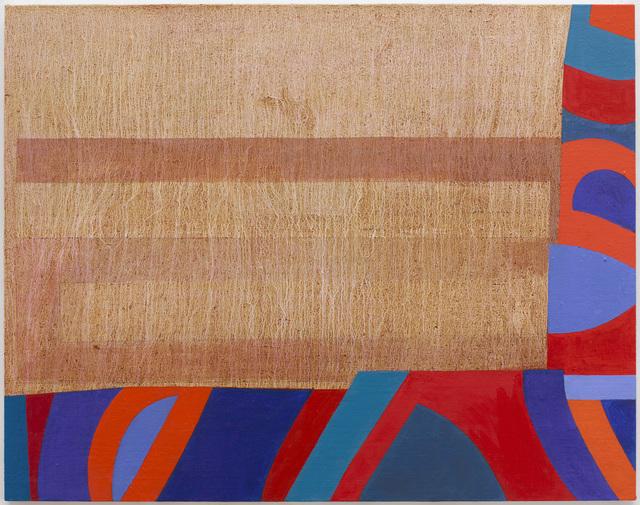Thomas Nozkowski, 'Untitled (9-41)', 2014, Painting, Oil on linen on panel, Pace Gallery