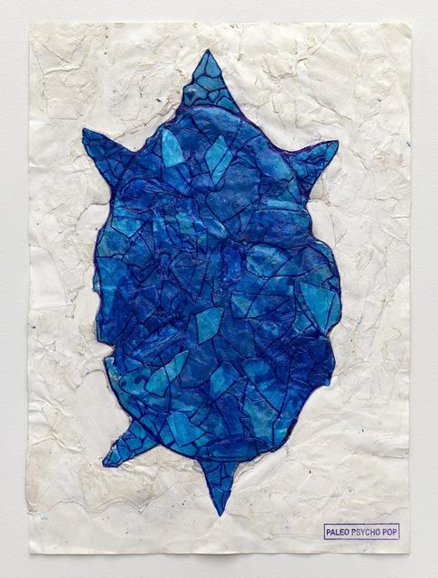 , 'A Rebours (Anomalie Bleue), ,' 2015, The Merchant House