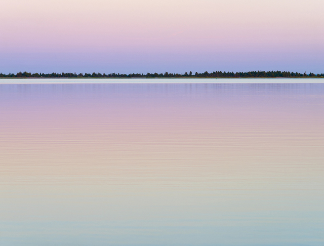 , 'Approaching Blue Hour Impressions #1,' 2015, Tulla Booth Gallery