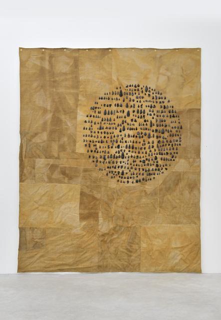 , 'Umbilical Sans Fin,' 2014, Almine Rech Gallery