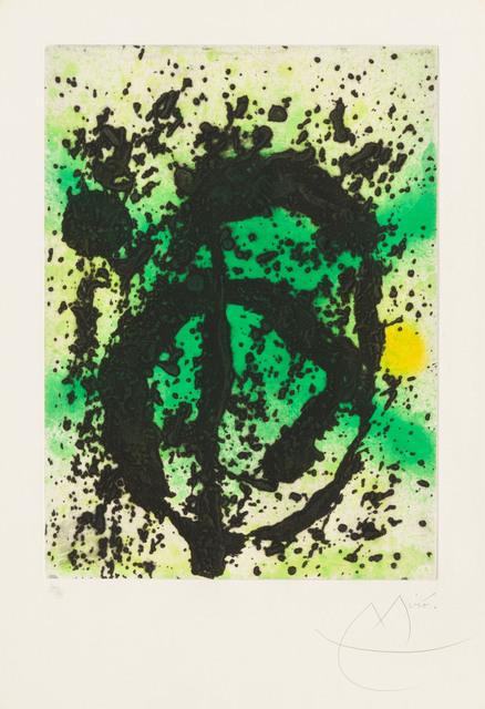 Joan Miró, 'Vegetable Kingdom', 1968, Christopher-Clark Fine Art