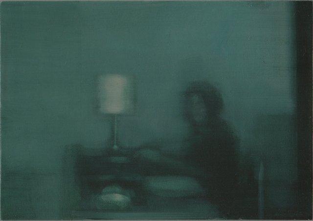 , '01:40,' 2013, Hosfelt Gallery