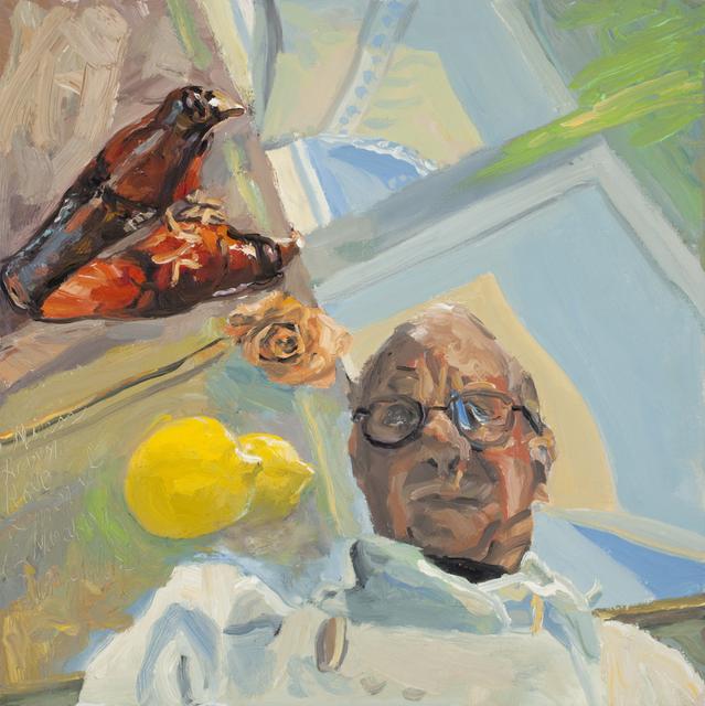 George Nick, 'Mirror, Raven, Rose, Lemon & I, March 2010', 2010, Gallery NAGA