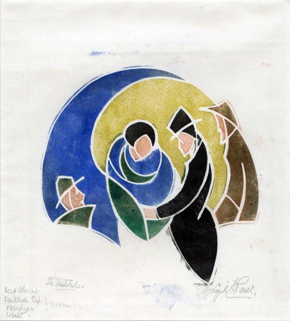 , 'En Grand Tenue,' 1930, Redfern Gallery Ltd.