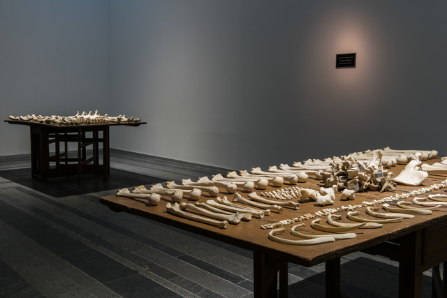 , 'Lustmord Table,' 1994, PinchukArtCentre
