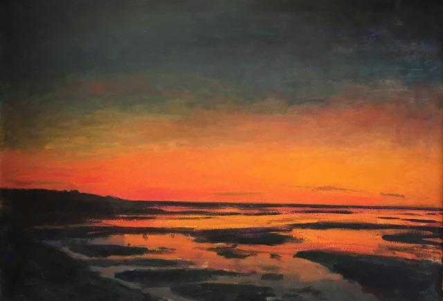 Larry Horowitz, 'Sunset Marsh', 1995, Madelyn Jordon Fine Art