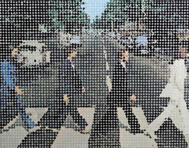 , 'Abbey Road,' 2017, Galerie D'Avignon
