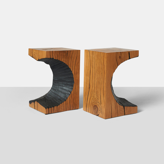 , 'La Paix End Tables,' 2016, Almond & Co.