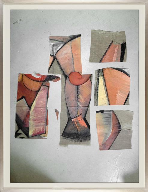 , 'Hommage à Marquis de Sade,' 1989, Galerist