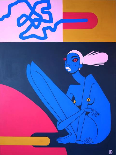 Jillian Evelyn, 'Hideout', 2019, Corey Helford Gallery