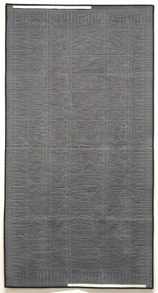 Generative Textile Drawing (lg1)