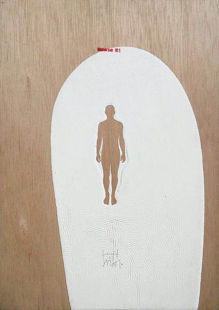 , 'immersió 161,' 2017, Anquins Galeria