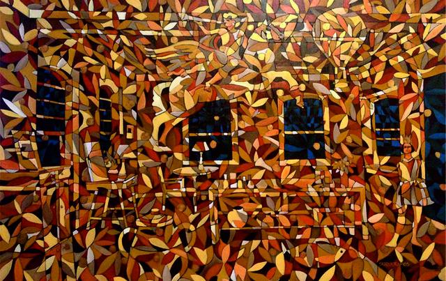 , 'Interior   |   Interior,' 2019, Galeria Canoa