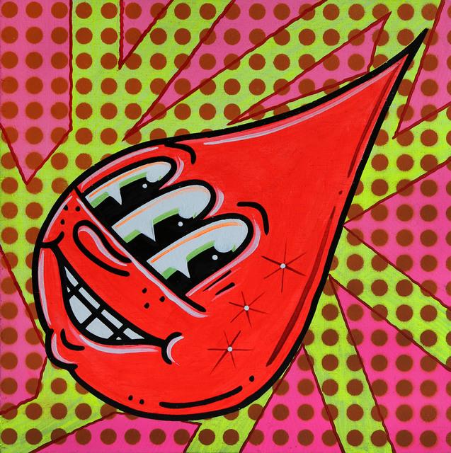 , 'Soda Pop #5,' 2017, StolenSpace Gallery