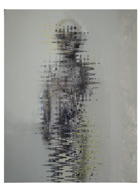 , 'Standing Male Figure,' 2015, Puerta Roja
