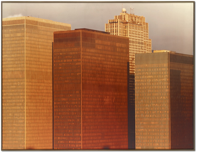 , 'Comcast Building, earlier RCA Building, built 1933, New York,' 1979, TASCHEN