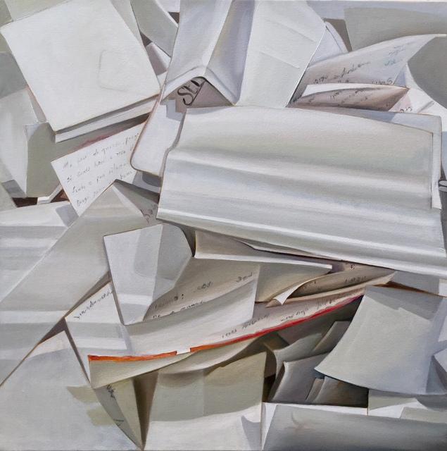 , 'Prayers from Italy, 2,' 2018, Andrea Schwartz Gallery