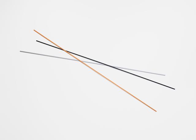 , 'Construction B5,' 2017, Galerie Christian Lethert