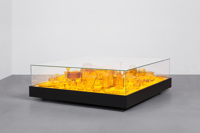 , 'Aladdin Table Amber,' 2006, Carpenters Workshop Gallery
