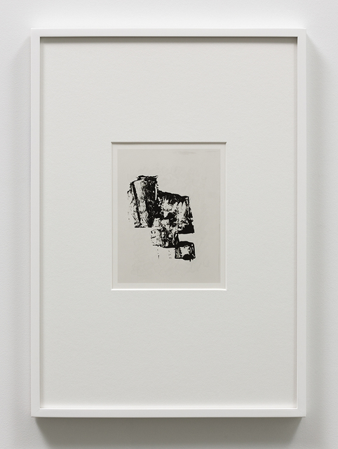 , 'Untitled (Solarization),' 2010, David Kordansky Gallery
