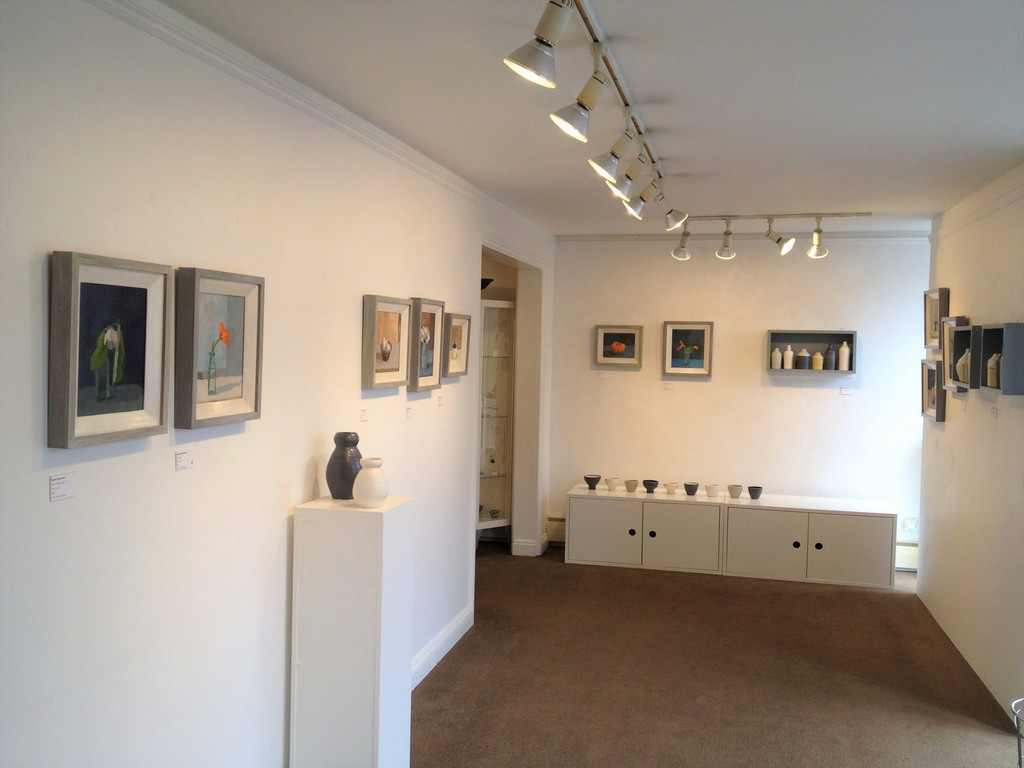 Gallery View - Dialogues Exhibition