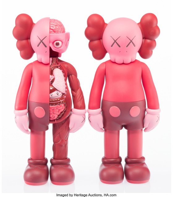 KAWS, 'Companion (Open Edition) (2 works)', 2016, Heritage Auctions
