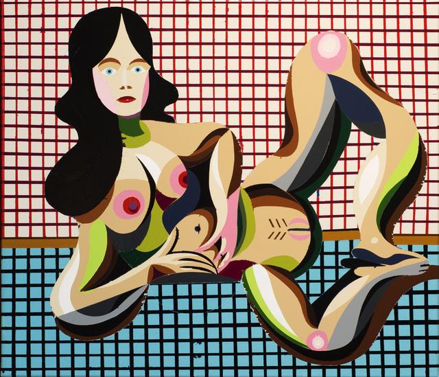 , 'Netsuke 66,' 2017, Galerie Kleindienst