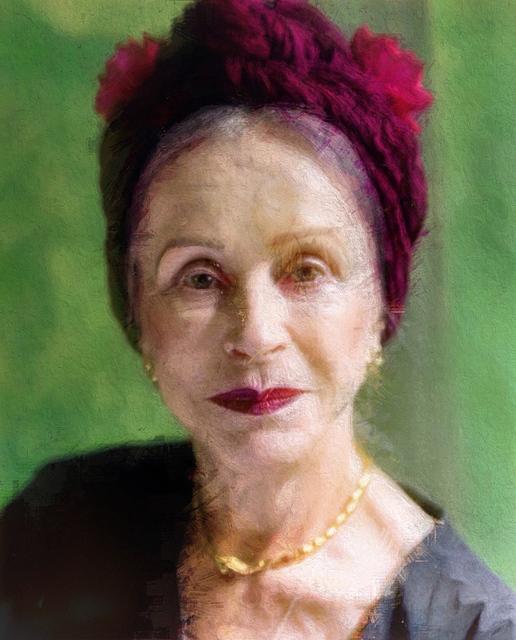 Lavely Miller-Kershman, 'Beatrix Ost ', 2018, Artist's Proof