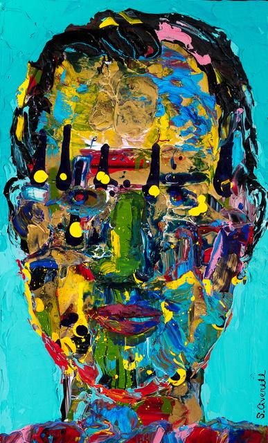 , 'Blueberry Boy,' 2017, Gallery Sausalito
