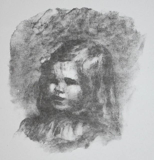 Pierre-Auguste Renoir, 'Claude Renoir, Tourne a Gauche', 1919, Georgetown Frame Shoppe