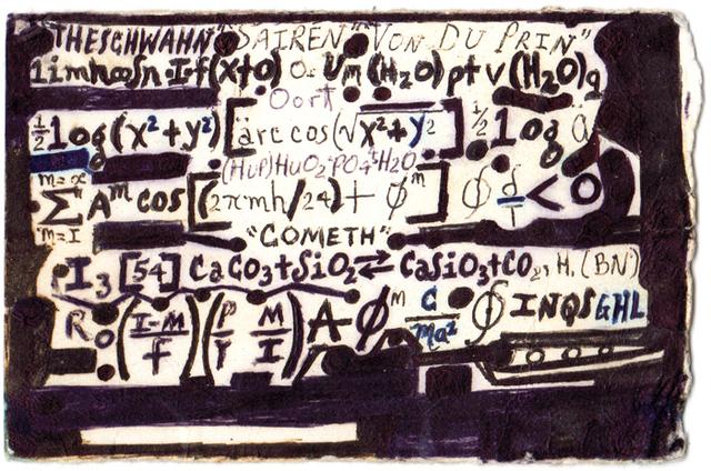 , 'Arc Cos,' 2003, christian berst art brut