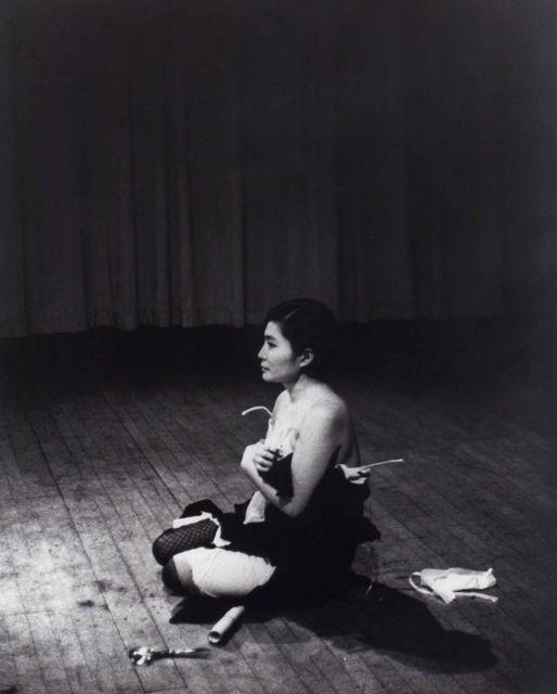 , 'Cut Piece,' 1964, MALBA