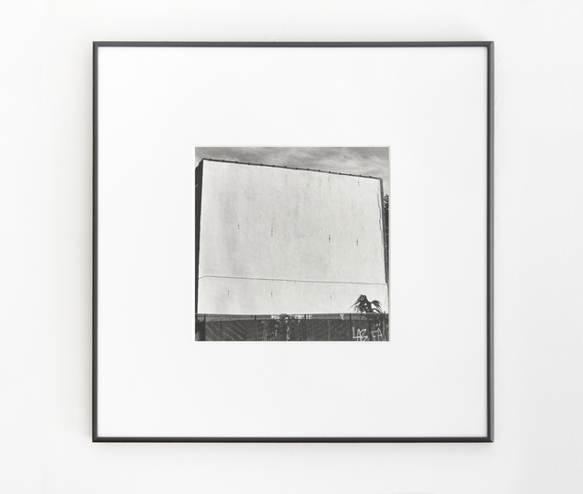 , 'Wall #5,' 2014, Muriel Guépin Gallery