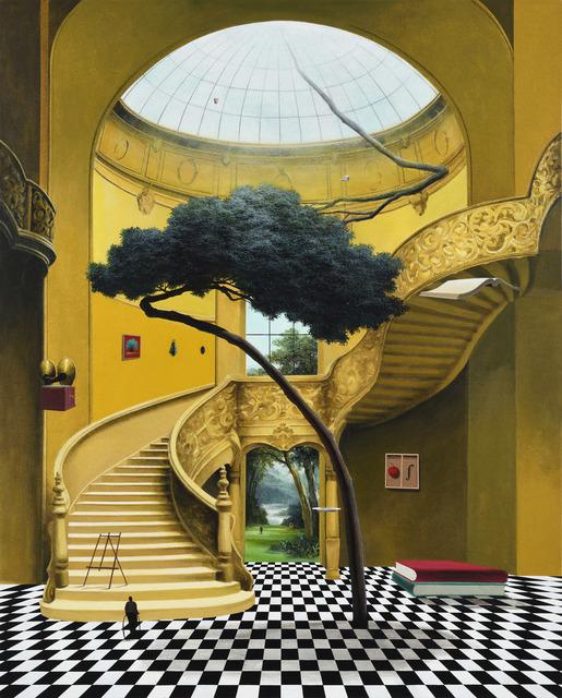 , 'The Words (My Garden),' 2014, Gana Art