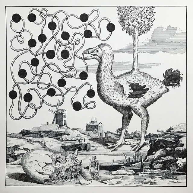 , 'Dibujo 4,' 2017, Blanca Soto Arte