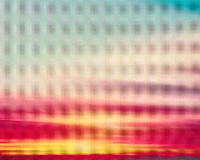 , 'sg_sunrise_17,' 2017, Proyecto H Contemporaneo