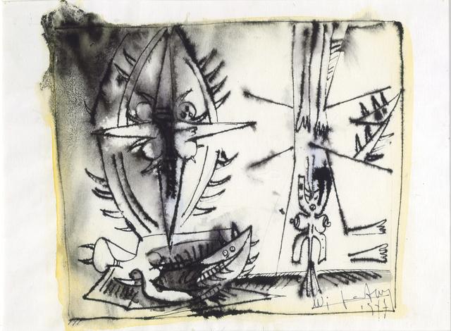 Wifredo Lam, 'Untitled', 1947, Galerie Lelong & Co.