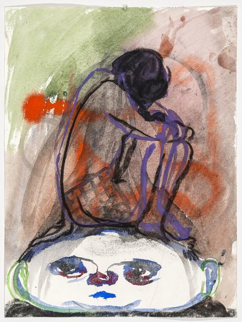 Sanya Kantarovsky, 'Untitled', 2017, Artadia Benefit Auction