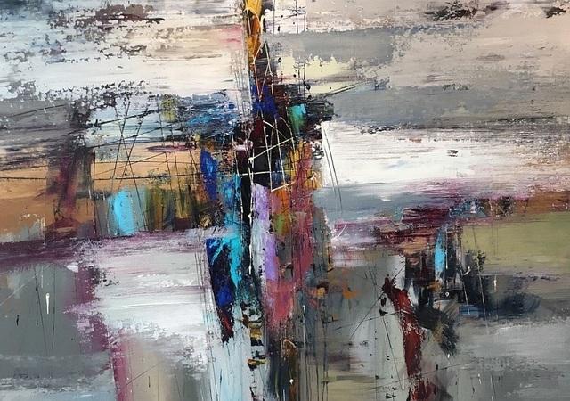 , 'Oratory,' 2017, Gallery 133