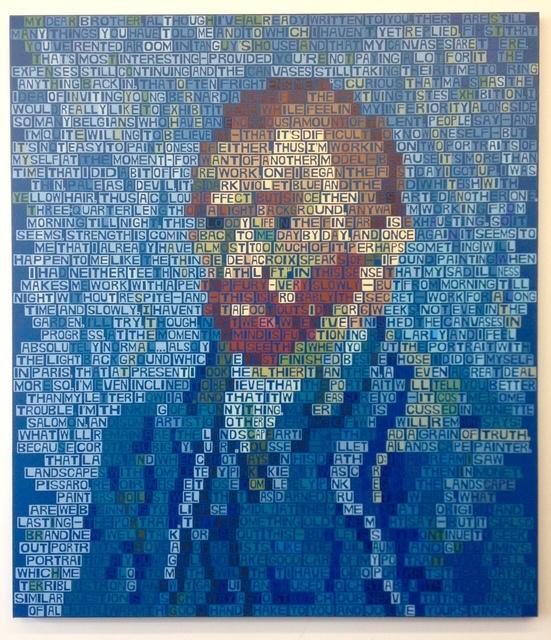 , 'Van Gogh,' 2015, Freight + Volume